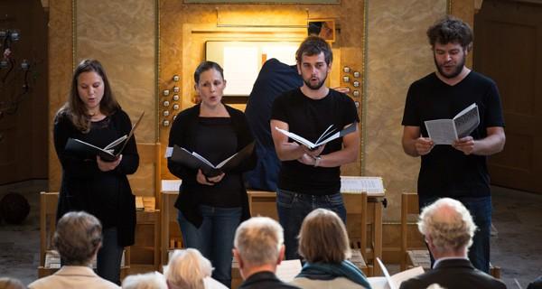 Bachtage 2018: Bach in der Früh II
