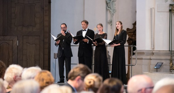 Bachtage 2018: Festgottesdienst 1