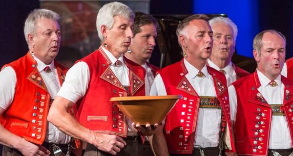 Bachtage 2018: Jodlerclub Teufen 1
