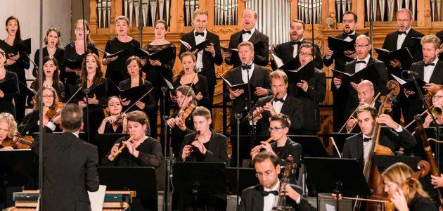 Kantatenkonzert II BWV 5 «Wo soll ich fliehen hin»