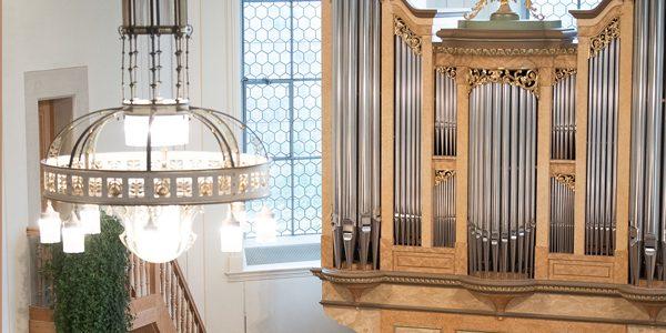 Orgel- und Trompetenrezital